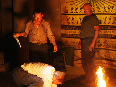 Lost | ''THE INCIDENT'' Season 5 Finale Trapped in the past and facing certain death, Jack and his fellow quantum leapers conspired to destroy the Island with…