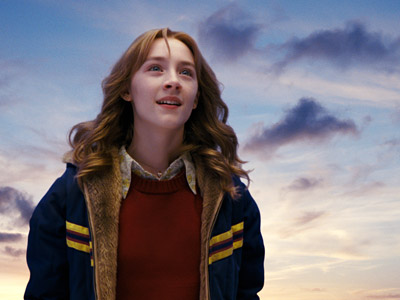 The Lovely Bones, Saoirse Ronan | It's never an easy task bringing a beloved book to the big screen, as Peter Jackson learned the hard way with The Lovely Bones .…