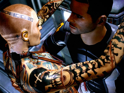 Mass Effect 2   What already worked Bioware's 2007 action-RPG masterpiece Mass Effect succeeded in presenting a believable fiction with characters and relationships who felt real. What got better…