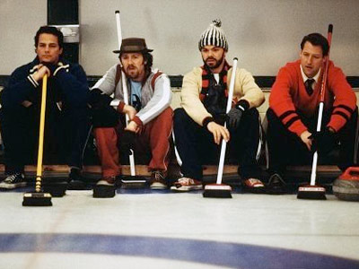 Men with Brooms (2002) It's a movie about curling — not cleaning. This Canadian (of course) romantic comedy, written, directed, and starring Eastwick 's Paul…