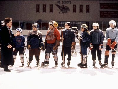 The Mighty Ducks, Emilio Estevez | The Mighty Ducks (1992) Lawyer Gordon Bombay is charged with drunk driving (no surprise considering his name is two brands of gin), and is ordered…
