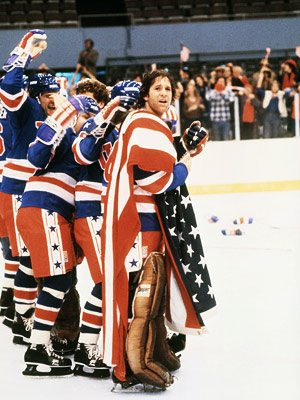 Steve Guttenberg | Miracle on Ice (1981) It was Karl Malden who first tackled the iconic role of Herb Brooks, the curt coach of the 1980 U.S. Olympic…