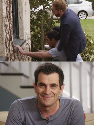 Modern Family, Ty Burrell | ''Every Realtor is just a ninja in a blazer. The average burglar breaks in and leaves clues everywhere, but not me. I?m completely clueless.'' —…