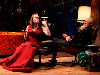 Jennifer Ehle and John Lithgow in Mr & Ms. Fitch