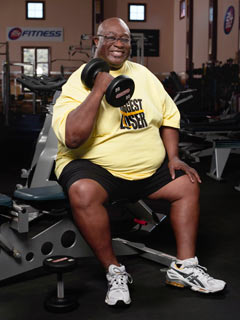 The Biggest Loser, The Biggest Loser | SO YOU HAD A BAD WEEK O'Neal copes with an injury and a family tragedy.
