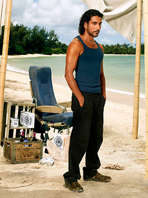 Lost, Naveen Andrews | CANDIDATE NAME: Jarrah NUMBER: 16 MOST LIKELY: Sayid Jarrah WHY HE SHOULD BE THE NEXT JACOB: Simply put, he's a badass who gets the job…