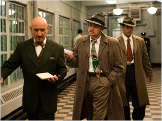 Shutter Island: Music from the Motion Picture | THIS BITTER EARTH Ben Kingsley, Leonardo DiCaprio, and Mark Ruffalo in Shutter Island