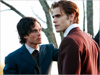 The Vampire Diaries, Ian Somerhalder, ...