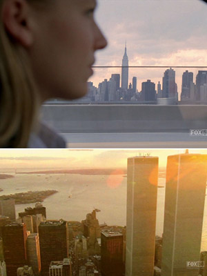 Fringe, Anna Torv | The parallel universe is nearly identical to ours, but something happened to make it evolve differently. Certain events on our world never occurred there —…