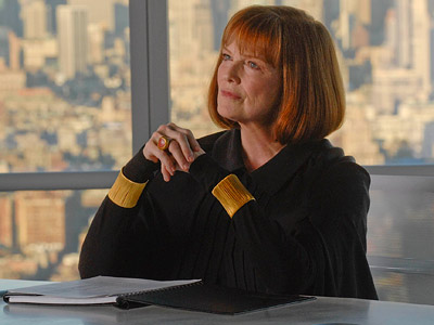 Fringe, Blair Brown | Massive Dynamic is a vast, billion-dollar corporation founded by William Bell. His chief operating officer for the company is Nina Sharp (Blair Brown). She lost…