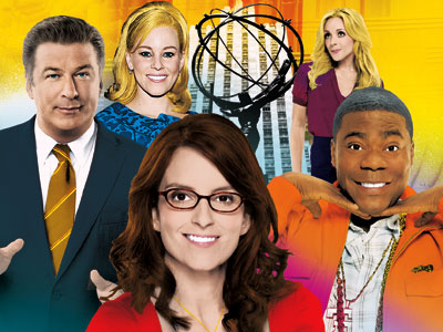 30 Rock   30 ROCK The fourth season of Tina Fey's NBC comedy has quickly evolved into one of its strongest ever thanks to sharp, funny scripts, spot-on…