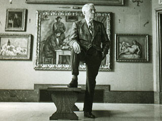 The Art of the Steal | THE COLLECTOR Albert C. Barnes in The Art of the Steal