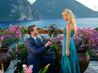 The Bachelor: Jake | The Bachelor finale recap: The Dumber of Two Evils While he claimed to be ''so in love'' with both women, Jake ends his ''journey'' with…