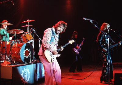 Bachman Turner Overdrive | Bachman-Turner Overdrive In which a bunch of overfed Canadians made fun of working stiffs, boasted about living like privileged rock stars, and made us love…