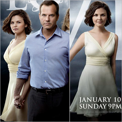 Big Love, Bill Paxton, ... | GINNIFER GOODWIN'S DRESS FROM THE BIG LOVE PROMO This season's Big Love promo poster made some people super excited about the show's new season. But…