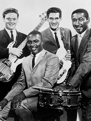 Booker T. & the MG's A steaming skillet of groove, greased by the smoothest organ riff ever.