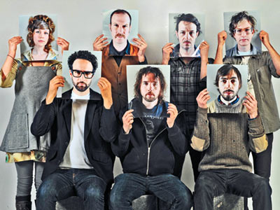 NEW SONGS FROM BROKEN SOCIAL SCENE The beloved Canadian indie collective has a new album out May 4, but three new tunes — ranging from…