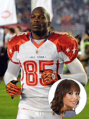 Dancing With the Stars | CHAD OCHOCINCO, NFL star Pro partner: Cheryl Burke Conrad Green says: ''He's the most flamboyant footballer out there at the moment — the one putting…