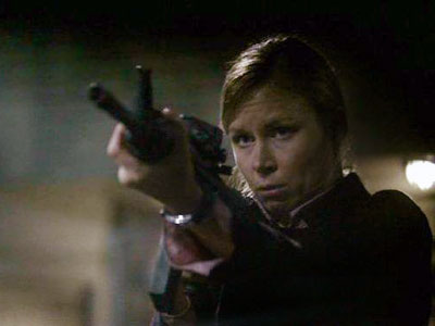24, Mary Lynn Rajskub | CHLOE GETS BADASS Day 4 — 1:00am-2:00am How great is it that there's a character on TV like Chloe O'Brian (Mary Lynn Rajskub)? The persnickety…