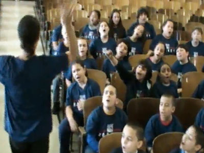 PS22 CHORUS SINGS ''LISZTOMANIA'' In this video, the talented kids' choir from Staten Island, N.Y. — who've previously covered Fleetwood Mac and Jay-Z — deliver…