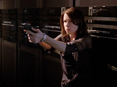 24, Kiefer Sutherland | Just Doing Her Job Day 8: 4:00 a.m. ? 5:00 a.m. There was never any doubt that Chloe has got Jack's back, and we saw…
