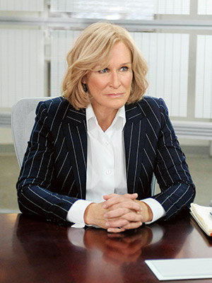 Damages, Glenn Close | FX, Mondays, 10?11 p.m. KEN'S TAKE: The initial heavy use of flash-forwards to the death of Tate Donovan's Tom Shayes proved to be just a…