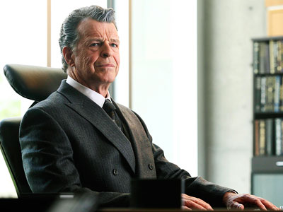 Fringe, John Noble | While Peter was on the other side, Walter and Olivia received a note from an Observer identifying Peter as part of a prophecy that would…