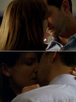Fringe, Anna Torv, ... | Yes. The two kissed in the season finale, and it was Olivia's feelings for him that in part persuaded Peter to return to our world.…
