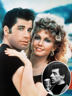 John Travolta and Olivia Newton-John ''GREASE'' (1978) Frankie Valli Grease , with a side order of cheese. The three moods of summer — a tease,…
