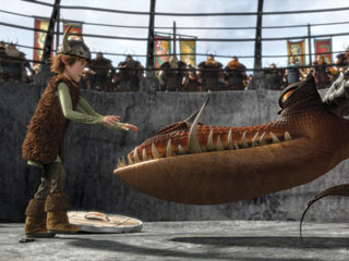 How To Train Your Dragon | EASY, BOY, EASY Vikings and Dragons try to put aside their differences in How to Train Your Dragon