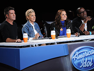 Idol-judges