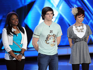 American Idol | Lacey Brown, Paige Miles, and Tim Urban had their necks on the chopping block
