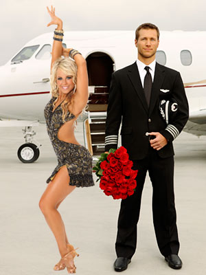 Dancing With the Stars | JAKE PAVELKA, The Bachelor Pro partner: Chelsie Hightower Conrad Green says: ''I think he's definitely popular. We never know, when we book these people, you…