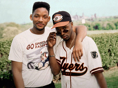 Jazzy Jeff, Will Smith | D.J. Jazzy Jeff & the Fresh Prince Barbecues, girls, cars. Must be summer in Philly again.
