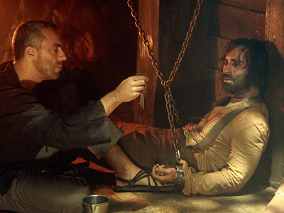 Lost, Nestor Carbonell   Lost recap: Uncorked Smokey snatched up Whitfield's body seconds before he was going to shish kabob Ricardo. It was a deus ex machina salvation. But…