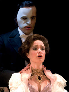 Love Never Dies Ramin Karimloo and Sierra Boggess