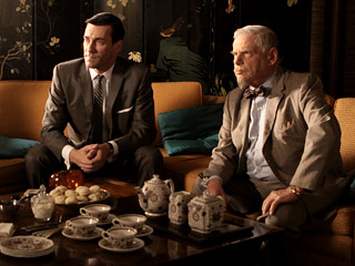Mad Men | MAD MEN Jon Hamm and Co. prove things were all but simple in the '60s.