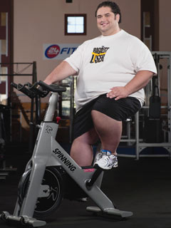 The Biggest Loser, The Biggest Loser | THERE'S NO CRYING IN WEIGHT LOSS! Actually... yeah, there is. Kind of a lot of it.