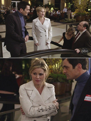 Modern Family, Julie Bowen, ... | CLAIRE'S TRENCHCOAT FROM MODERN FAMILY If you're going to rock the naked trench, you better make sure yours is as stylish as Claire's on Modern…