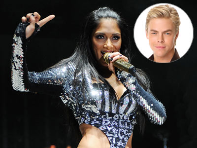 Dancing With the Stars | NICOLE SCHERZINGER, Pussycat Doll Pro partner: Derek Hough Conrad Green says: ''For the Pussycat Dolls, she was primarily booked as a vocalist, not a dancer.…