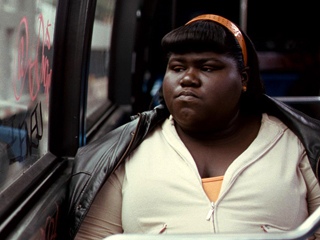 Precious: Based on the Novel 'Push' by Sapphire, Gabourey 'Gabby' Sidibe | PRECIOUS Gabourey Sidibe looks for a better life