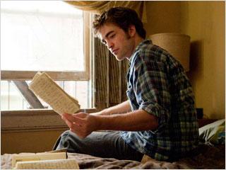 Robert Pattinson, Remember Me | THE READER Robert Pattinson in Remember Me