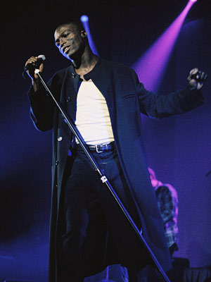 Seal Imagine Al Green in Camelot: Hitching a medieval melody to an R&B soul, Seal delivered a stunner as haunted and timeless as ''Sea of…