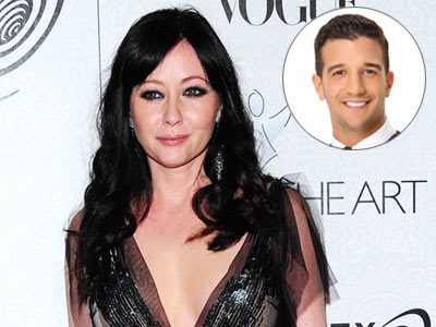 Dancing With the Stars   SHANNEN DOHERTY, Beverly Hills, 90210 actress Pro partner: Mark Ballas Conrad Green says: ''We've asked Shannen a number of times over the years, and she's…