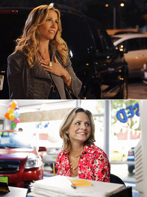 SHERYL CROW on Cougar Town and AMY SEDARIS on The Middle Mark your calendars for March 24 and prepare for ABC's special-guest-star overload. Crow starts…