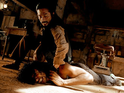 Lost (Season 6 -- Episode 5: Sundown) | Lost recap: The Measure of the Man Neither Sideways Sayid nor Island Sayid can escape the pull of the dark side; Fake Locke takes the…