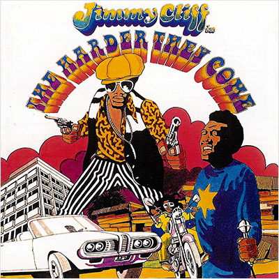 Jimmy Cliff | Jimmy Cliff — ''The Harder They Come'' (1972) In addition to writing and performing the title track of director Perry Henzell's cult movie, Cliff also…