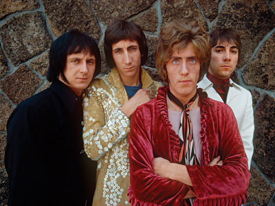The Who, John Entwistle, ... | THE WHO (1967) Marshall shot the British quartet in San Francisco, where they were playing the Fillmore West. The photographer would also later cover their…
