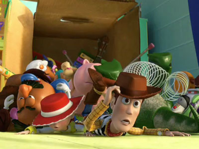 NEW TOY STORY 3 trailer We're already willing to follow Woody, Buzz, and the gang to infinity and beyond. But after this latest trailer —…