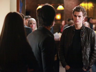 The Vampire Diaries, Ian Somerhalder, ...   The Vampire Diaries recap: Elena on a mission, Damon on a bender Personally, I hope this bender continues because I enjoy seeing Damon rocking some…